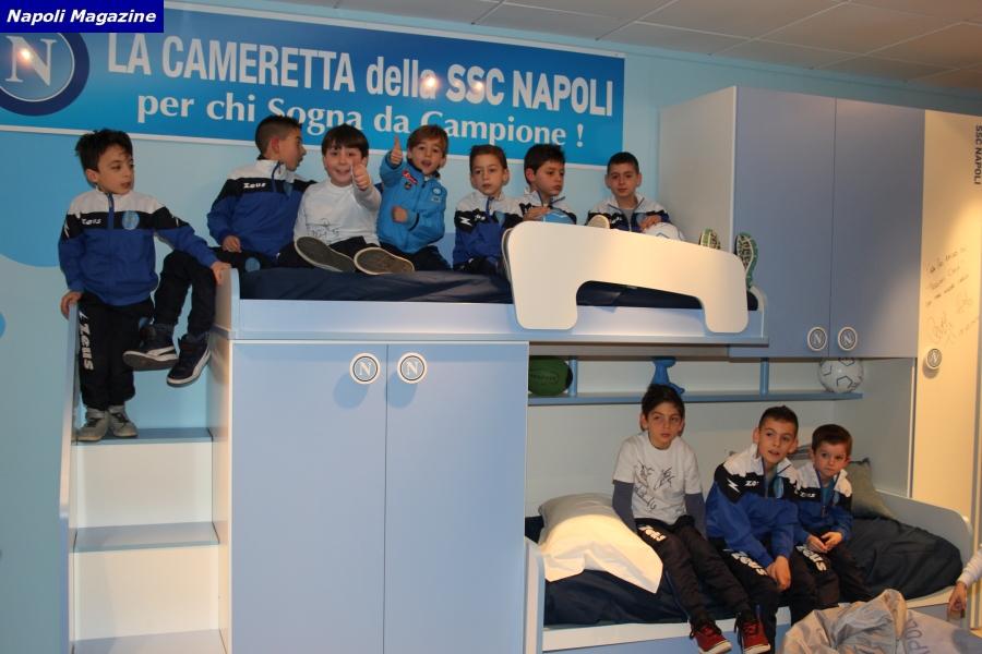 Il connubio vincente tra Prezioso Casa e SSC Napoli continua a ...