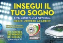 Presentazione MeGiC Udinese Academy 2017-18