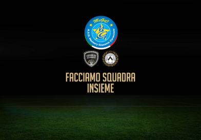 Presentazione progetto Me.Gi.C. Udinese Academy 2018/18